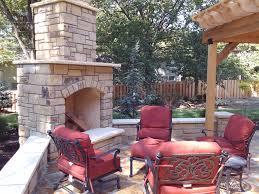 Patios Kansas City Download Stone Patio Fireplace Gen4congress Com