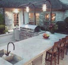 Outdoor Patio Kitchens by 7 Backyard Renovations That Increase Home Value Patios Luxury