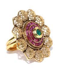 large finger rings images Rings buy ring for men women online in india myntra jpg
