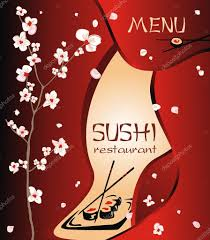 trendy restaurant menu background to any creative contemporary