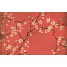 Japanese Area Rug Japanese Cherry Blossom Rugs Wayfair