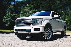 top of the line truckin u0027 in the 2018 ford f 150 limited acquire