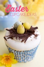 Easter Cupcake Icing Decorations by Easter Cupcake Ideas Spaceships And Laser Beams