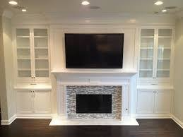 Best KJD Beach House Shingle Style New Construction Images On - Fireplace wall designs