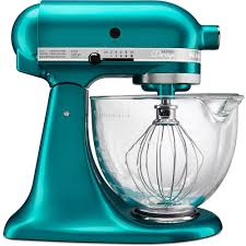 Kitchenaid Mixers On Sale by Kitchenaid Artisan Designer 5 Qt Sea Glass Stand Mixer Ksm155gbsa