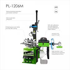 Motorcycle Tire Changer And Balancer 1206m All In One Tyre Changer U0026 Wheel Balancer