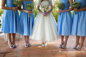 wedding dresses for bridesmaids tea length wedding gown bridesmaid dresses the knot