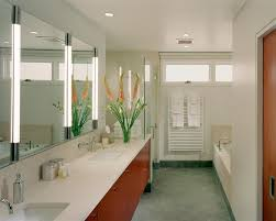 bathroom lighting cool vertical bathroom lights for home vertical