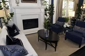 great navy blue chairs living room navy blue living room chairs