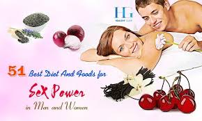 51 best diet and foods for power in men and women