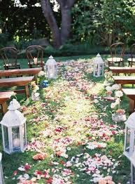 wedding aisle ideas 40 wedding aisle petals decor ideas deer pearl flowers