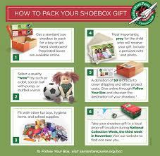 Operation Christmas Child Shoebox National Dropoff Week Occ Shoreline Community Church