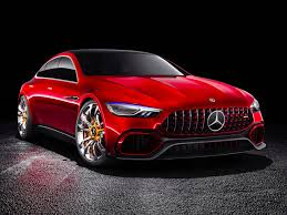 mercedes supercar concept mercedes just unleashed an 805 horsepower hybrid amg gt concept