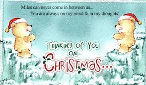 thinking of you on christmas pictures photos and images for