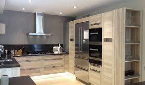 am ager une cuisine en l exemple cuisine en l cool cuisine amnage avec un lot central with