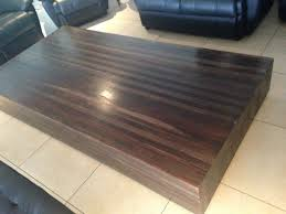 Hardwood Coffee Table Dark Wood Coffee Table Durbanville Gumtree Classifieds South