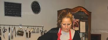 donner des cours de cuisine trévoux décide de tout plaquer pour donner des cours de cuisine