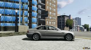 bmw m3 e46 2005 for gta 4