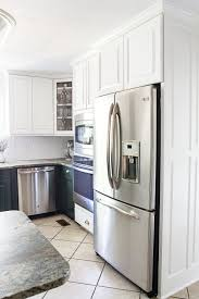 green lower white kitchen cabinets green kitchen cabinet update bless er house