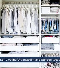 diy storage ideas for clothes diy clothing organization and storage ideas diy ideas and crafts