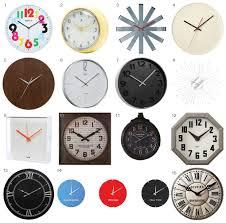 Clock Designs by Beautiful Wall Clock For Living Room U2013 Wall Clocks