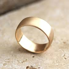 gold wedding rings for men rings brushed white gold mens wedding band mens gold wedding