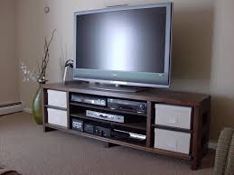accessories 20 inspirational pictures diy rustic tv stand plans
