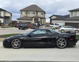 jdm acura nsx wheels on