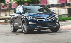 lincoln 2017 crossover 2015 lincoln mkc 2 0t fwd test u2013 review u2013 car and driver