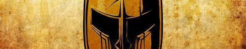 spartan helmet logo design dark design graphics graphic design