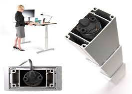 Walking Laptop Desk by S2s V3 Dual Stage Sit Stand Desk