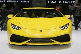 lamborghini huracan front looking to replace an old laser interceptor system on a new lambo