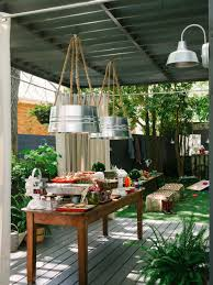 outdoor party ideas how to host a backyard barbecue wedding shower diy