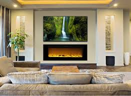 Fireplace Ideas Modern 25 Best Electric Fireplaces Ideas On Pinterest Fireplace Tv