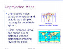 America Longitude And Latitude Map by Working With Map Projections Ppt Download