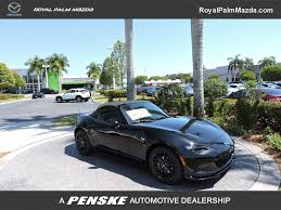 2017 new mazda mx 5 miata club manual at royal palm mazda serving