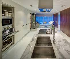 Miele Kitchen Cabinets Minimalist Galley Kitchen