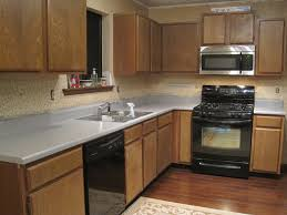 how to renew old kitchen cabinets i painted my kitchen countertops the ugly duckling house