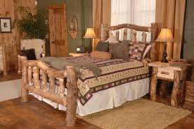 rustic bedroom ideas pinterest brown patterned window treatment