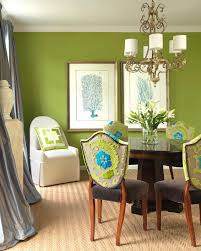 Green Dining Room Table Green Wood Wicker Dining Chairs Set Of Chairish Image Iranews