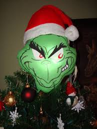 grinch christmas tree grinch christmas tree topper 10 steps