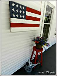 Pallet American Flag Diy Pallet American Flag Rooms For Rent Blog