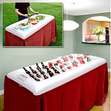 Inflatable Table Top Buffet Cooler Online Shop Inflatable Salad Bar Buffet Ice Food Drink Beer Cooler