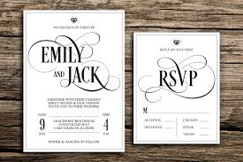 Wedding Invitations With Rsvp Cards Included Wedding Invitations And Rsvp U2013 Frenchkitten Net
