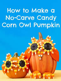 pumpkin decoration creative and stylish no carve pumpkin decoration ideas 2017
