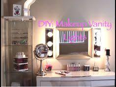 Vanity Makeup Lights Diy Vanity Mirror With Lights For Under 30 Like Vanity