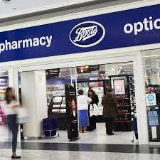 boots shop boots white shopping centre beeston leeds