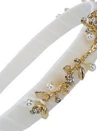 gold headband david charles kids gold leaf headband 130 shop ss18 online