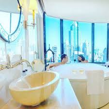 Jacuzzi Bathtubs For Two 11 Bangkok Hotels With Amazing Infinity Pools And Bathtubs With A