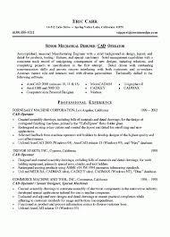 Mechanical Engineering Resume Sample by Download Senior Mechanical Engineer Sample Resume